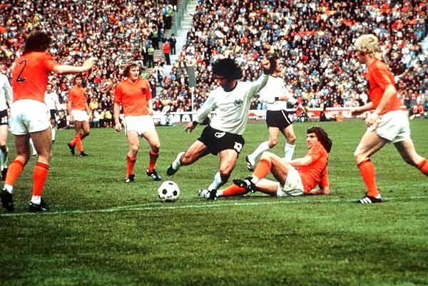 Muller es uno de los máximos goleadores de la historia de los Mundiales.