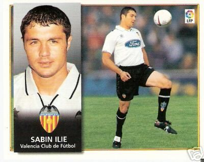 Large pufos of the Spanish League: Sabin Ilie