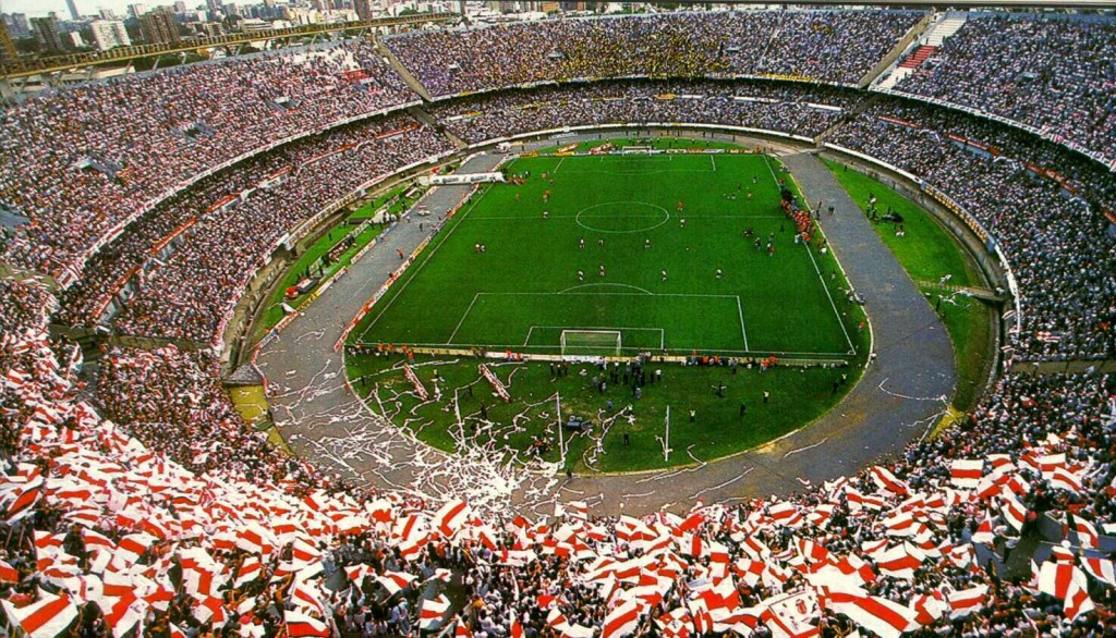 The best derby in the world: River-Boca.