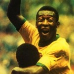 Pele was, It is and will be the king of football forever and ever