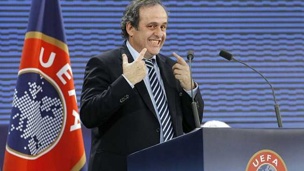 Platini was a great player before a UEFA honcho.