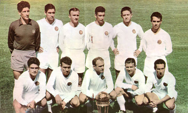 The first Intercontinental Cup history