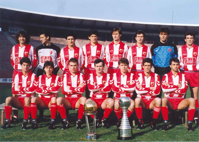 Red Star also won the Intercontinental 1991.