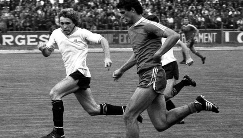 Camataru ganó una bota de oro en 1987 de una forma un tanto polémica.
