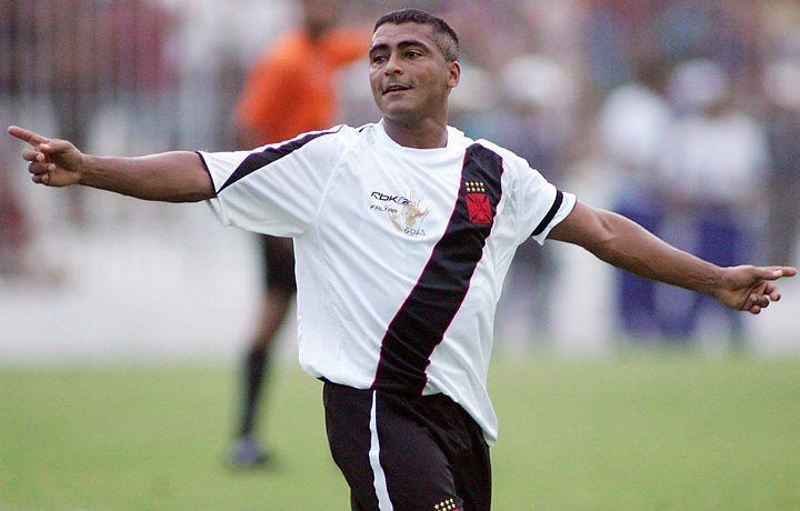 Romario consiguió el objetivo de llegar a los 40 años.