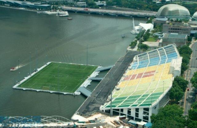 The Marina Bay Singapore will host the next Suzuki Cup.