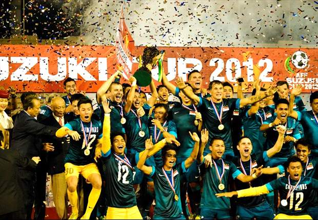 Singapore won the Suzuki Cup 2012 and the prize took over 200 millions of dollars.