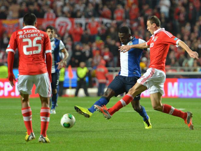 Benfica and Porto are the two great liners of Portuguese football.