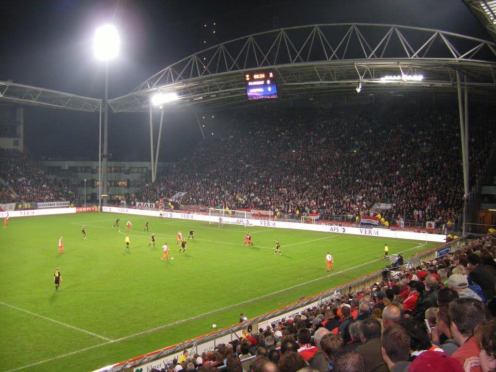 Liga Eredivisie de Holanda