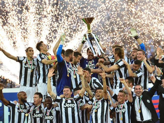 La Juve es junto al Nápoles el gran favorito de la competición.