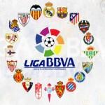 Palmarés y datos de la Liga BBVA española
