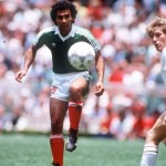 Hugo Sanchez, the best player in the history of Mexico