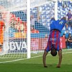 Obafemi Martins, más rápido que Cristiano Ronaldo