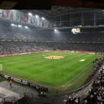 Amsterdam Arena, the consecration of a large