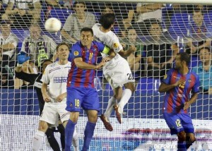 Ballesteros y Juanfran insignias del Levante en la Europa League