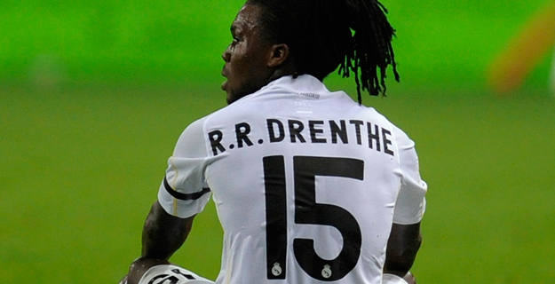 Drenthe among the worst players in the history of Real Madrid