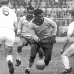 Garrincha, the best dribbler in history