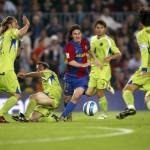 Copa del Rey Semi Final - Barcelona v Getafe
