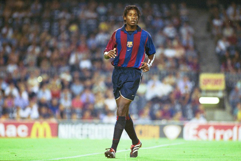 Philippe Christanval es uno de los peores jugadores de la historia del Barcelona.