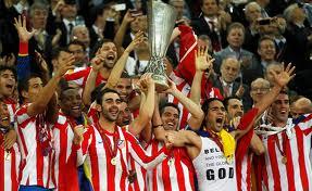 Atlético, Levante y Athletic se preparan para sus compromisos europeos