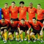 The selection of Belgium, future Spain