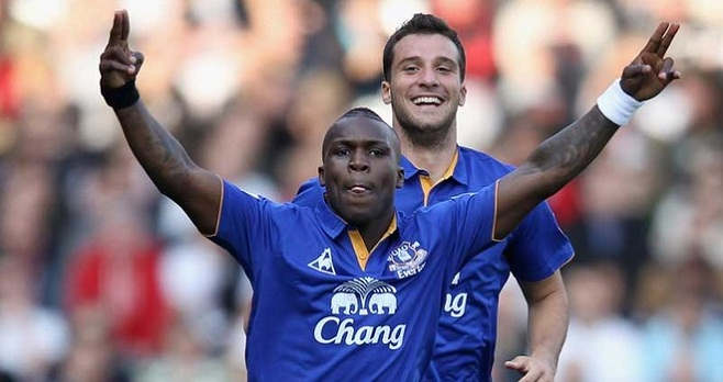Everton more of the same. Drenthe ran out the hard way after a promising start.