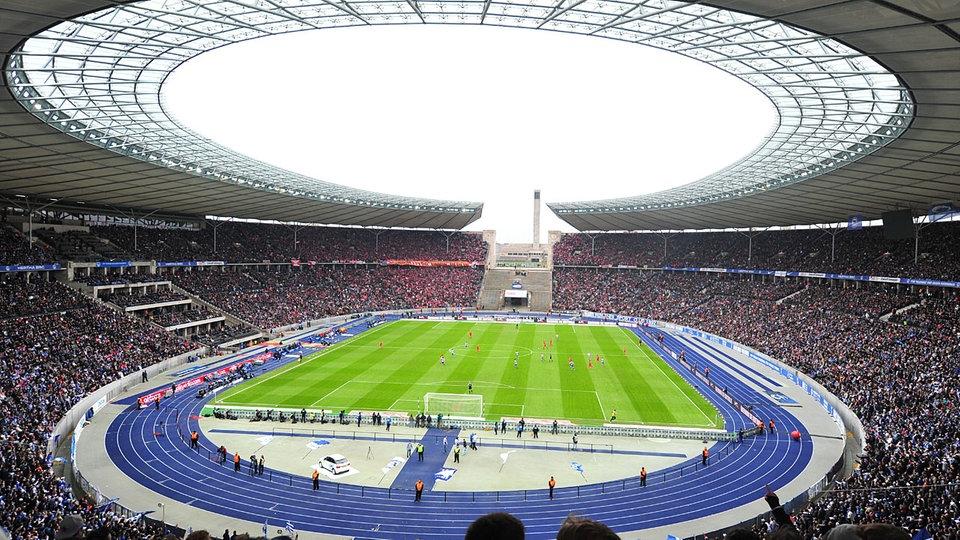Olympic Berlin, Hitler Tempel und die Heimat von Hertha