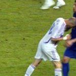 El cabezazo de Zidane a Materazzi ha sido el más famoso de la historia