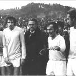 """Lazio 73/74: """"La Lazio de las pistolas"""""""