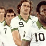 New York Cosmos, the first galactic football history