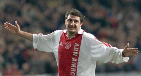 Shota Arveladze played for Ajax and Rangers before Levante UD