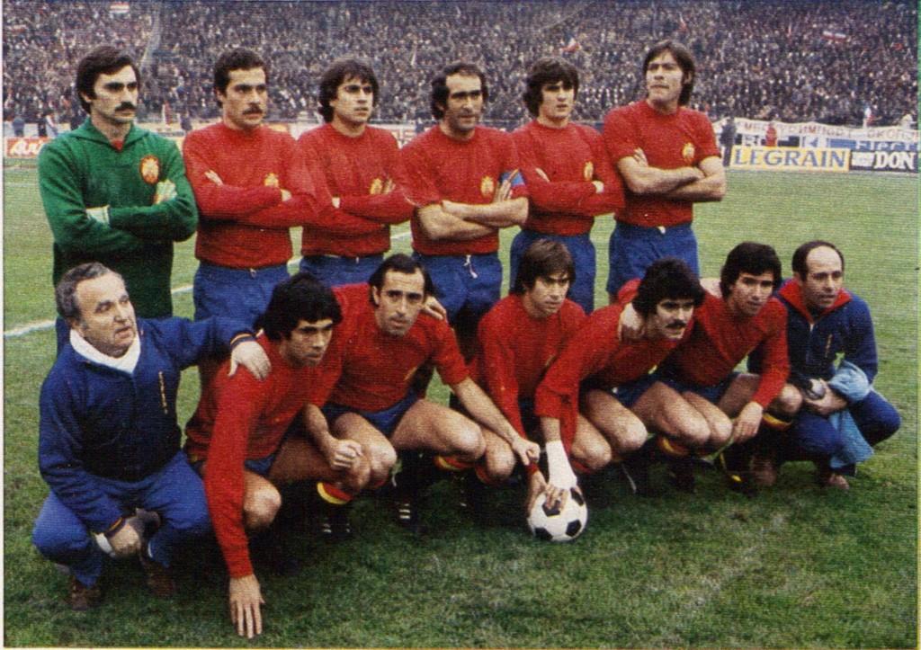 España acudió con un gran equipo a Belgrado.
