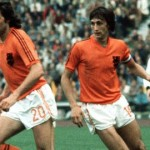 "Holland 74, the ""Mechanical orange"" which brought the total football"