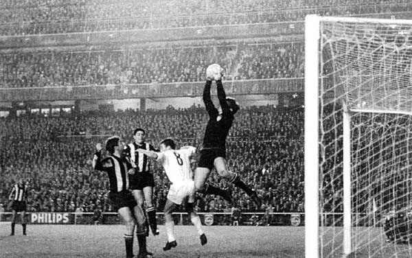 Ladislao Mazurkiewicz was the best goalkeeper in the World 1970.
