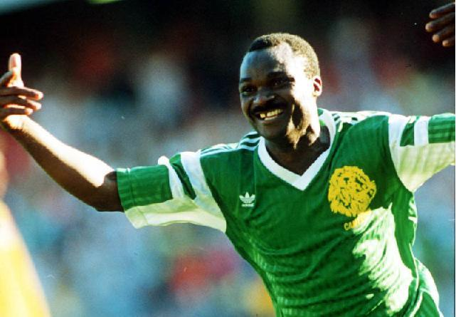 Roger Milla, héroe por accidente