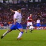 El gol de Nayim hizo campeón de la Recopa al Zaragoza