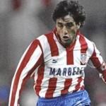 Paulo Futre: el ídolo Atlético