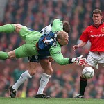 Peter Schmeichel, the second best goalkeeper in history
