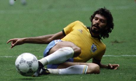 The doctor, one of the best players in the history of Brazil