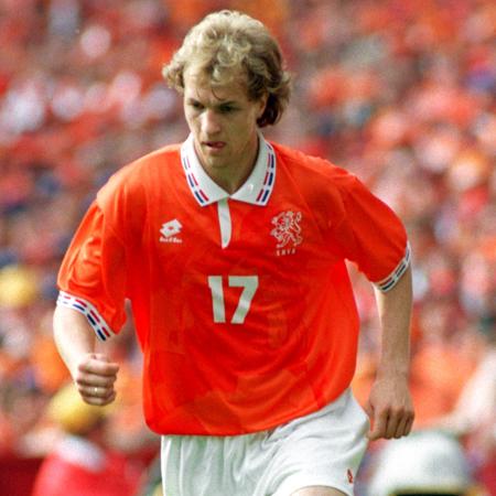 Jordi Cruyff wurde international mit Holland