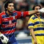 El Parma, el emperador italiano de los 90