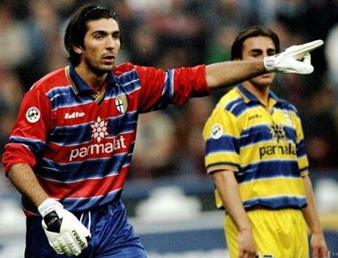 Parma, Italian emperor of the 90
