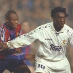 Clarence Seedorf scored a goal against Atletico Stratospheric