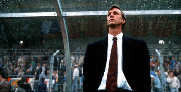 Como entrenador llevó al Barcelona a ser el Dream Team.