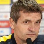 Tito Vilanova falls from his illness