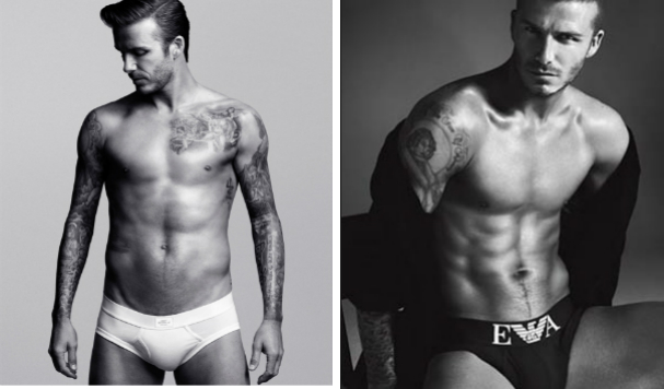 David Beckham is one of the most desired men on the planet.