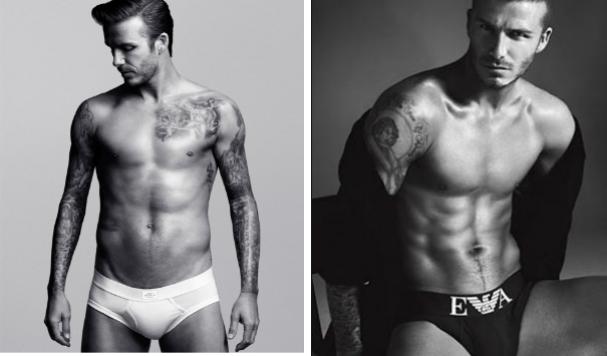 David Beckham es uno de los hombres más deseados del planeta.