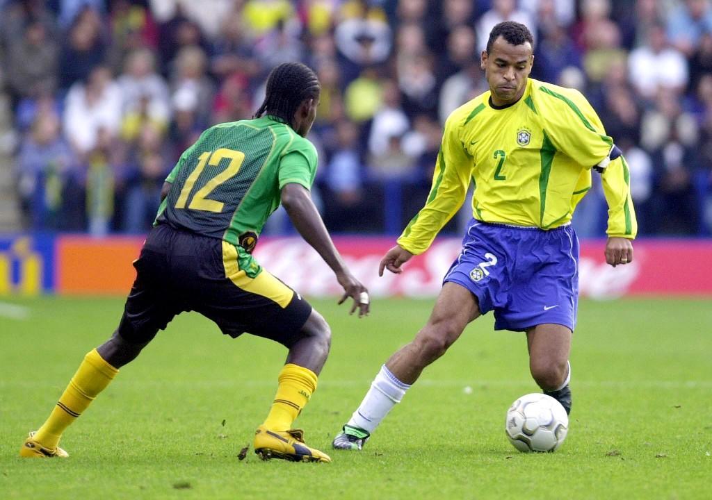 Cafu ist nicht nur die beste Recht zurück in der Geschichte des brasilianischen Fußballs, aber möglicherweise.