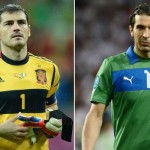Casillas the best goalkeeper in the world, Buffon, the second