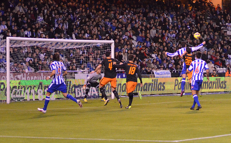 Sports 2-Valencia 3: Ricardo da Costa victory in stoppage against a Depor with 10